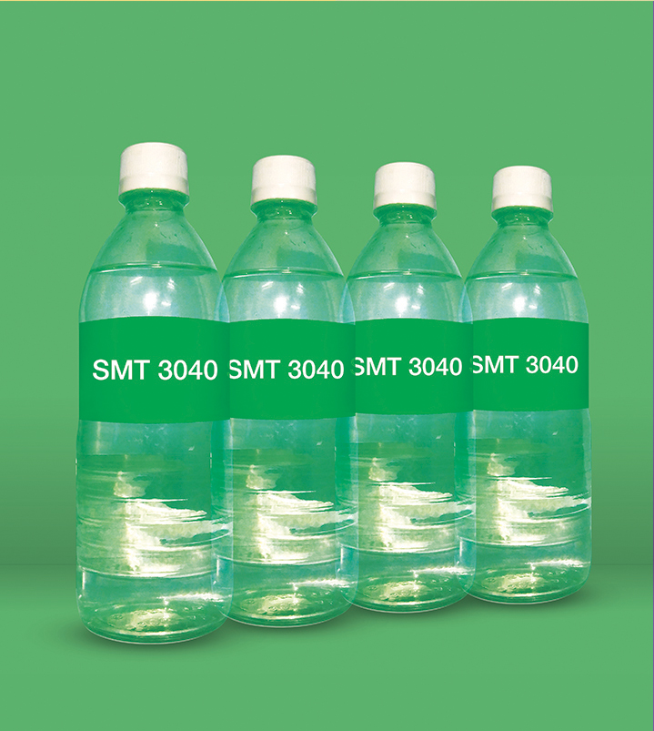 SMT 3040 or Low Aromatic White Spirits (LAWS), are mixtures of paraffin, napthenes, and aromatic hydrocarbon. Their varying proportions affect the solvency and other properties of the solvent. 