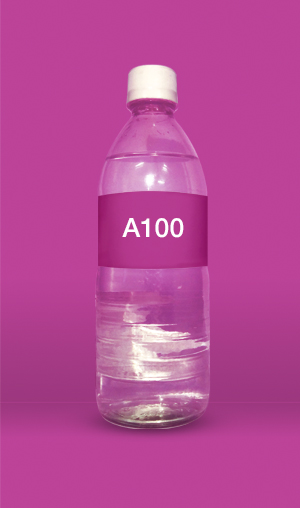 A100 is a C9 (9 carbon) aromatic solvent. 