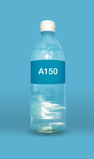 A150 is a C10 (10 carbon) aromatic solvent. 