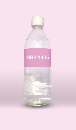 SBP 1425 is a petroleum distillate that contains almost aliphatic saturated hydrocarbons.